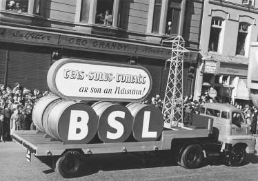 1955 (reverse), Dawson Street, Dublin