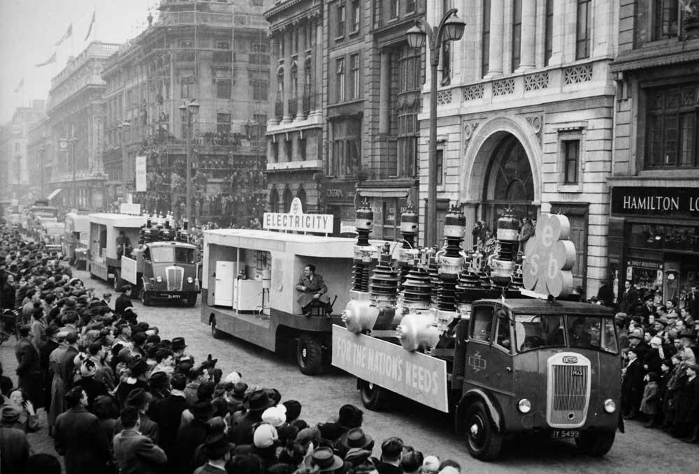 1952, O'Connell St, Dublin