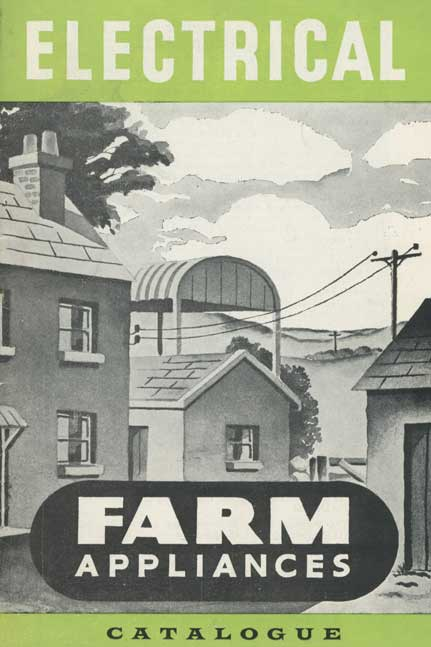 Electrical farm appliances catalogue