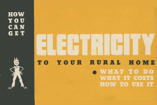 Rural pamphlets