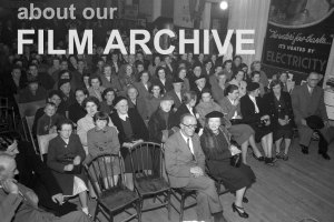 About our Film Archive
