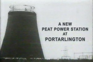 Portarlington Peat Station, c.1950