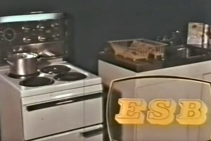 Electric Cooker Advertisement, c.1968