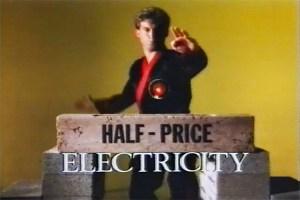 Karate Man, 1985