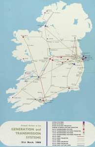 Generation and Transmission System 1967/68