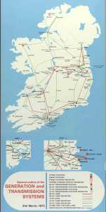 Generation and Transmission System 1972/73