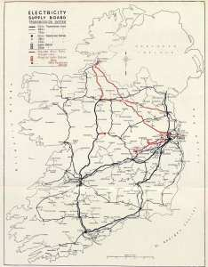 Generation and Transmission System 1947/48