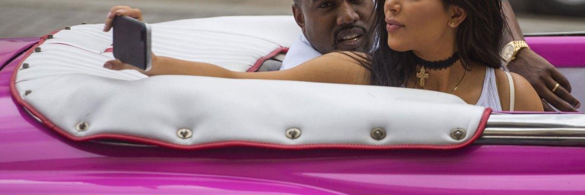 Kim Kardashian en Cuba