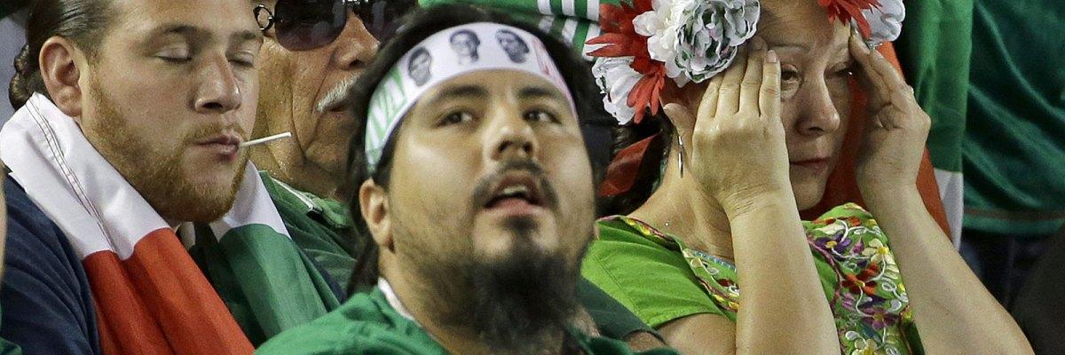 Mexicanos tristes