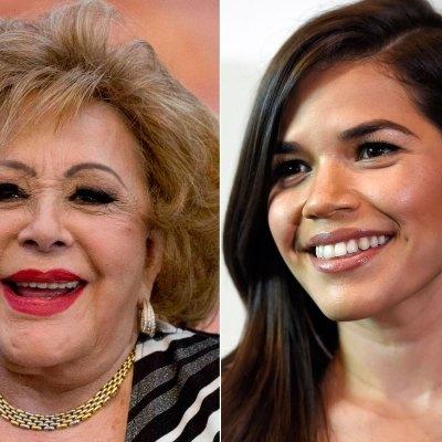 Silvia Pinal y América Ferrera serán jurados de los premios Óscar en 2017