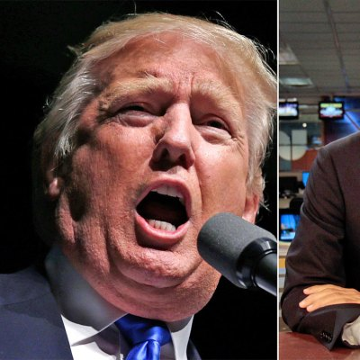 #MexicanMoney: Trump insultó a Jorge Ramos, y ahora le pide dinero