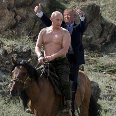 #BFF: ¿Por qué andan Trump y Putin tan amiguitos?