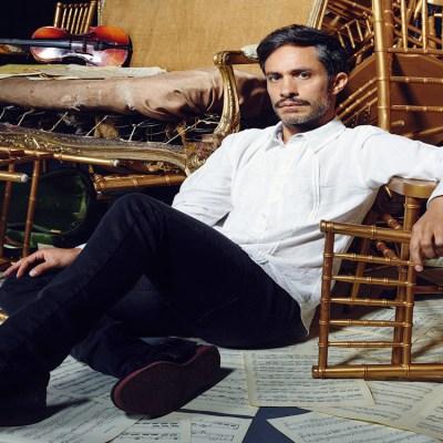 Gael García Bernal está listo para el Festival de San Sebastián