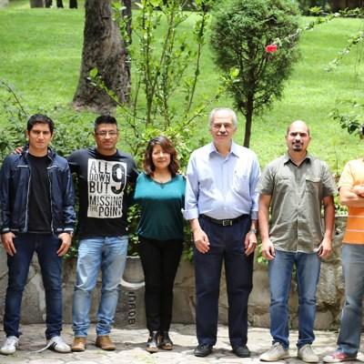 Científicos mexicanos ganan medalla de plata