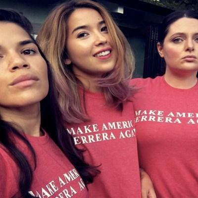 America Ferrera marca tendencia con su nueva prenda