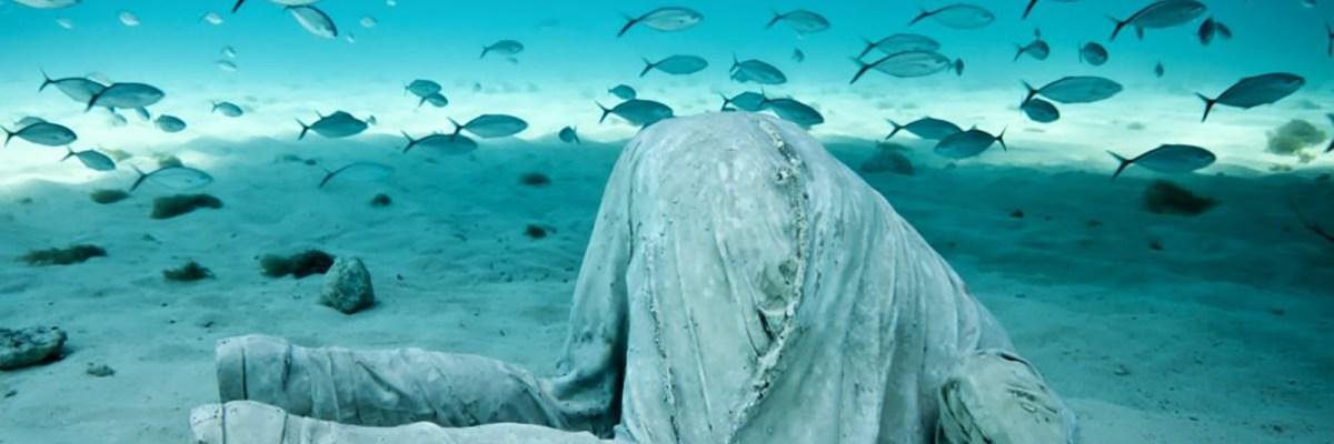 Foto tomada de www.underwatersculpture.com