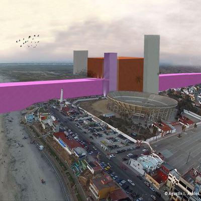 #UnidosByTheWall:Arquitectos mexicanos muestran lo inútil que sería el polémico muro
