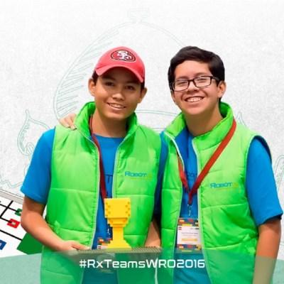 #FuerzaMexicana: El equipo mexicano de robótica compite como los grandes
