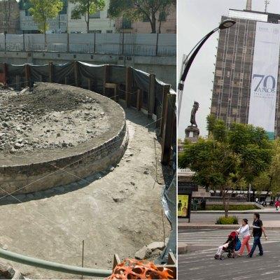 #OMG: Descubren templo de hace 650 años en pleno corazón de la Ciudad de México
