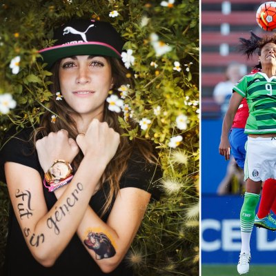 Venció al 'bullying' y luchó para crear la primera liga de fútbol femenino en México