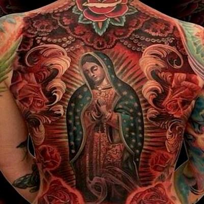#VirgenDeGuadalupe: Llevamos nuestra fe a flor de piel
