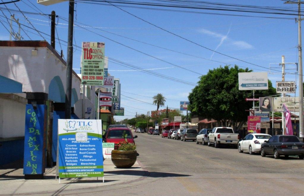 El Pueblo Dentista en Baja California