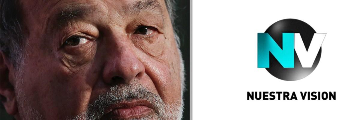 Carlos Slim lanza canal de televisión para mexicanos