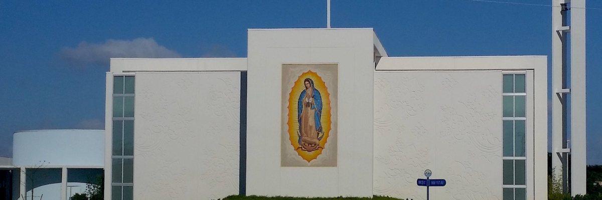 #Lupita: Conoce la Iglesia de la Virgen de Guadalupe en Miami