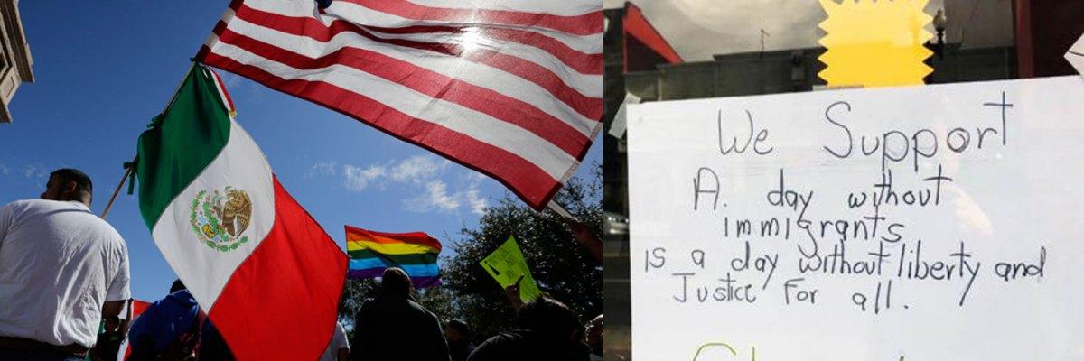 """#Apagón: Resiente EE. UU. los efectos de """"Un día sin inmigrantes"""""""