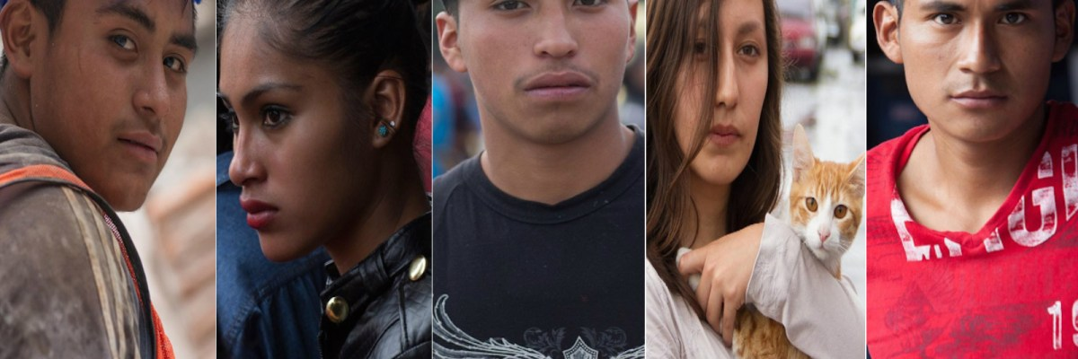 Fotógrafo muestra rostros mexicanos, perfectos y cargados de historia