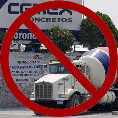 #Traidores: Cementera mexicana dispuesta a ayudar a construir el muro, se gana el odio popular
