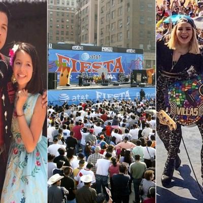 Fiesta latina en Los Ángeles.