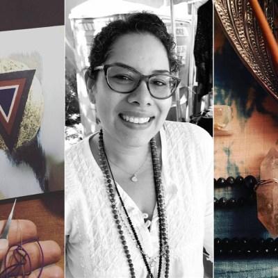 Curandera Remedies: Esta mujer difunde el sagrado trabajo de los indígenas mexicanos