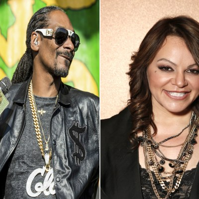 Jenni y Snoop Dogg