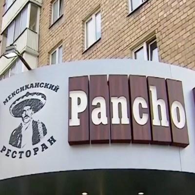 Comida mexicana en pleno Moscú.