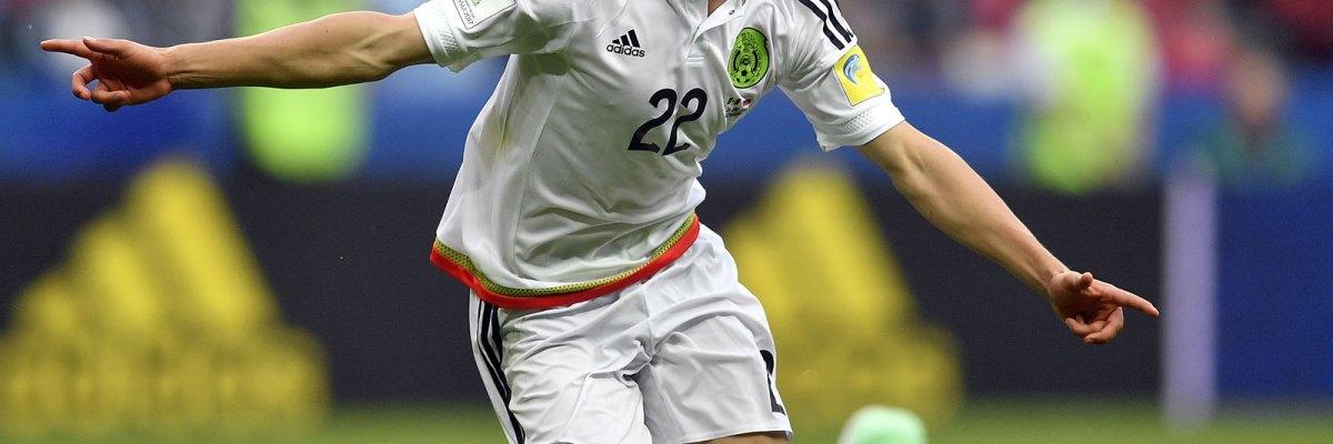 México vs Rusia