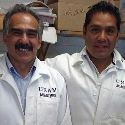 Dr. Alfredo Maciel y Ángel Juan Sánchez