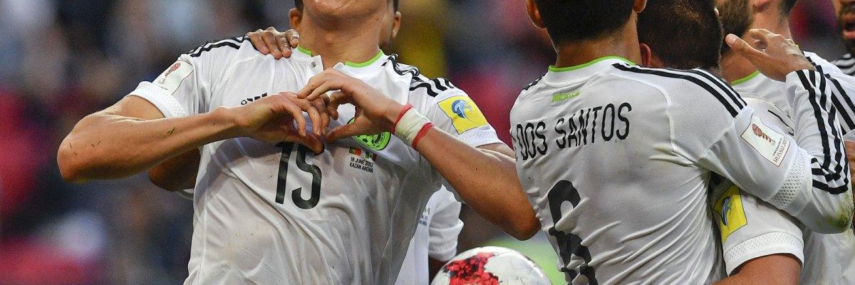 #Garra: México le arrebató la victoria de último minuto a Portugal de Cristiano