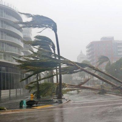 #Brutal: El impacto de Irma en Florida es tan aterrador como se esperaba