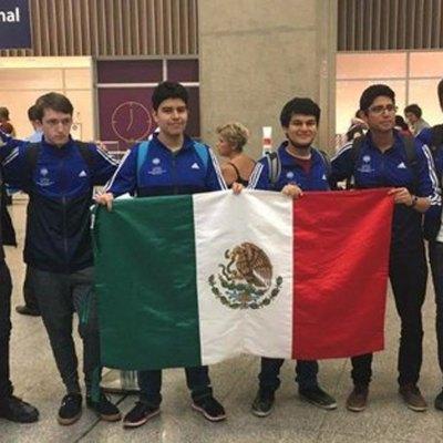 #MateMexas: Logran oro en Olimpiada de Matemáticas, a pesar de preocupación por el sismo