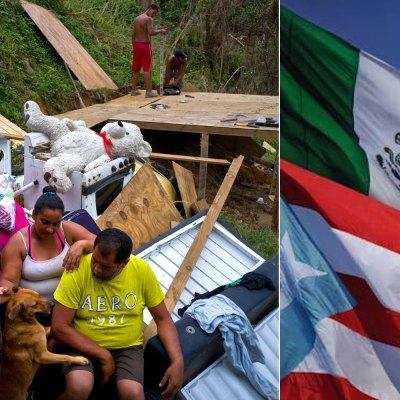 #Gigantes: Con todo y sus problemas, México envía ayuda a Puerto Rico