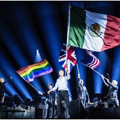#AllYouNeedIsLove: Paul McCartney también cayó rendido de amor por México