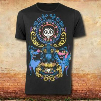 Coco - Camiseta Ay Güey