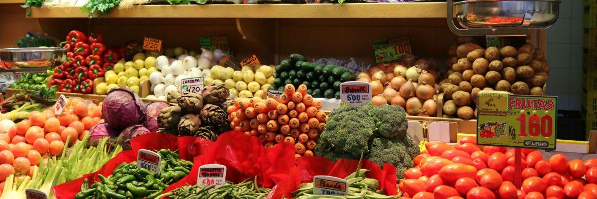 Mercado - Productos mexicanos