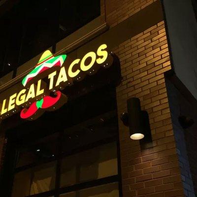 ilegal tacos