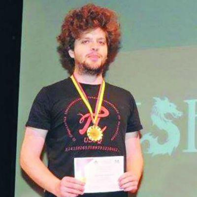 Óscar Samuel Henney Arthur -- Estudiantes mexicanos obtienen medallas en Olimpiada de Matemáticas