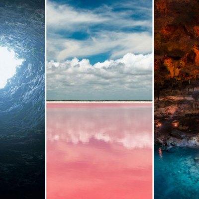 #Mágico: 10 lugares de México que parecen salidos de un sueño