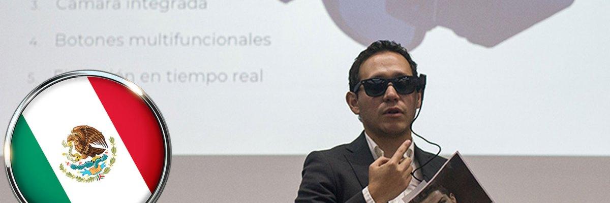 #Fregones: Estos son los lentes inteligentes mexicanos que le van a cambiar la vida a los invidentes