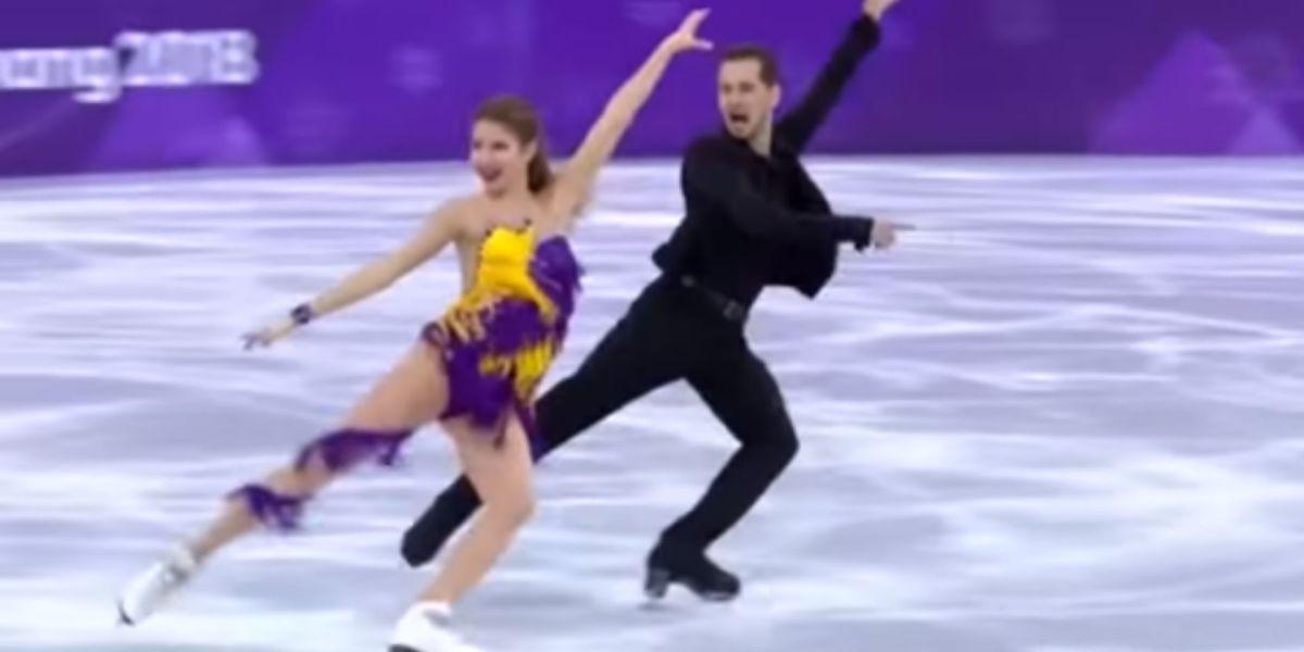 #Cucurrucucú: Al ritmo de huapango, patinadores ucranianos presentan su rutina en los JJOO de Invierno