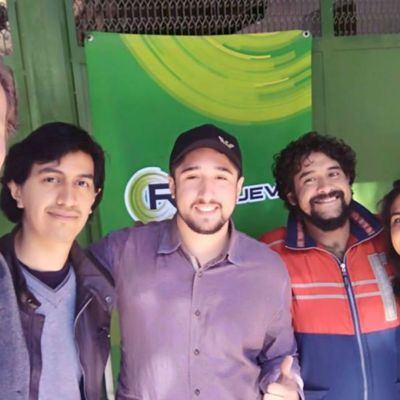 Mexicanos crearon máquina para reciclar el unicel
